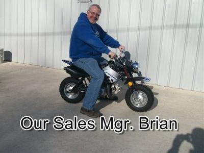 Image of Brian, Sales Manager