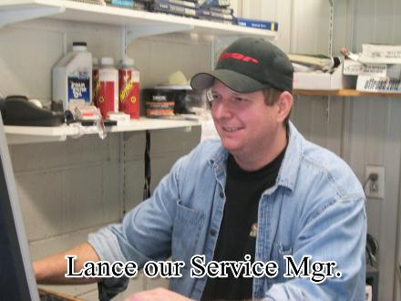 Image of Wayne, Service Associate
