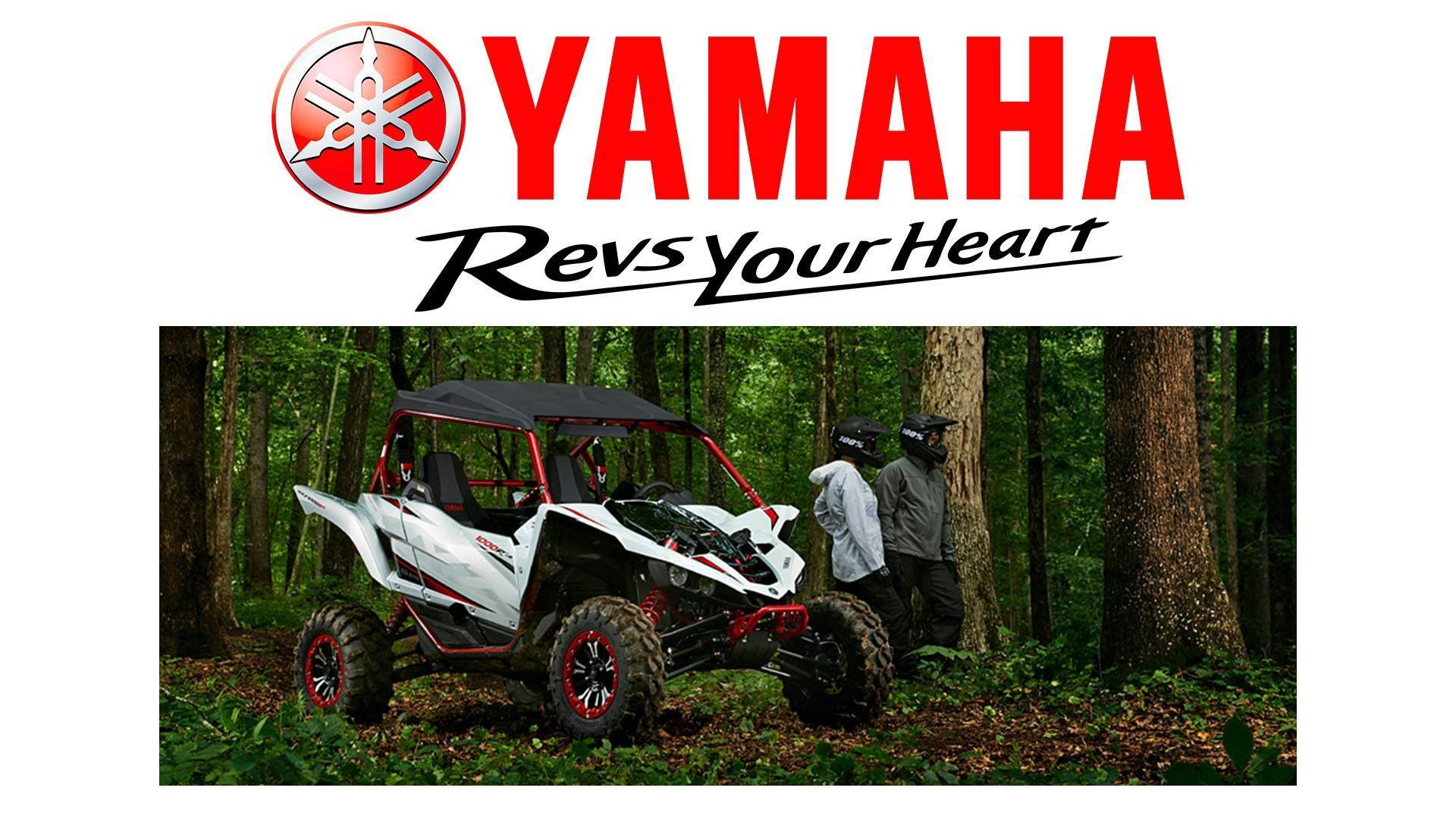 Yamaha Side-by-Side - Current Offers and Financing - Customer Cash